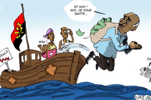 Article : Angola : Dos Santos part mais reste au pouvoir